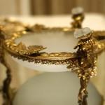 ゴールド 3人の天使 灰皿
