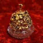 Sold:ゴールド ローズ パフュームスプレーボトル