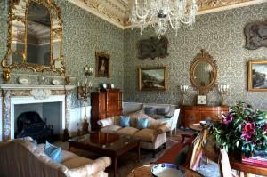 ハートウェルハウスの「ルイ15世様式の間」
