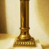 ブラスのランプベース