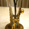 Stylebuilt製 ゴールド 2人の天使 エレガント フラワーベース 拡大