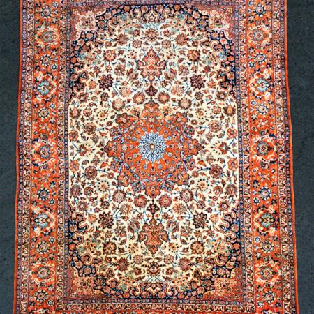 ペルシャ製 c1920 イスファハン 絨毯