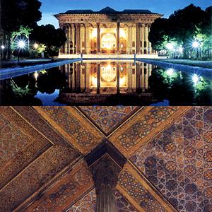 イスファハン市・チェヘルソトゥーン宮殿