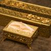 スタイルビルト製 ゴールド ミニ ティッシュボックス 比較