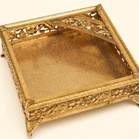 スタイルビルト製 ゴールド ナプキンホルダー
